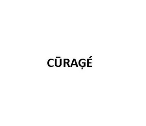 mark for CURAGÉ, trademark #85288462