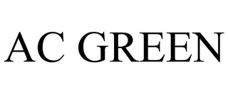 mark for AC GREEN, trademark #85288496