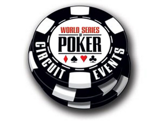 mark for WORLD SERIES OF POKER CIRCUIT EVENTS, trademark #85289571