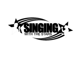 mark for SINGING WITH THE STARS, trademark #85289602