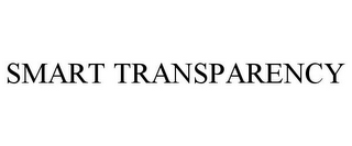 mark for SMART TRANSPARENCY, trademark #85290095