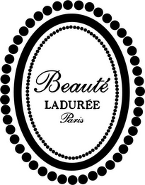 mark for BEAUTÉ LADURÉE PARIS, trademark #85290257
