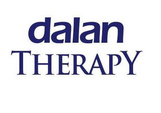 mark for DALAN THERAPY, trademark #85290400