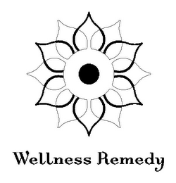 mark for WELLNESS REMEDY, trademark #85291027