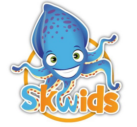 mark for SKWIDS, trademark #85291070