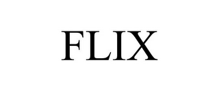 mark for FLIX, trademark #85291328
