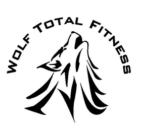 mark for WOLF TOTAL FITNESS, trademark #85291698