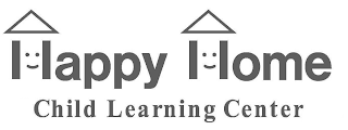 mark for HAPPY HOME CHILD LEARNING CENTER, INC., trademark #85292026