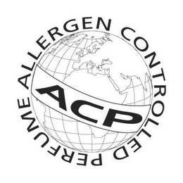 mark for ACP ALLERGEN CONTROLLED PERFUME, trademark #85292065