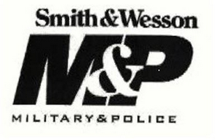 mark for SMITH & WESSON M&P AND MILITARY & POLICE, trademark #85293008