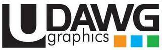 mark for U DAWG GRAPHICS, trademark #85293196