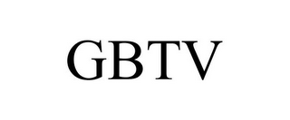 mark for GBTV, trademark #85293534