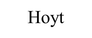 mark for HOYT, trademark #85294384