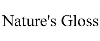 mark for NATURE'S GLOSS, trademark #85294722
