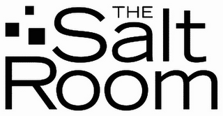 mark for THE SALT ROOM, trademark #85295105