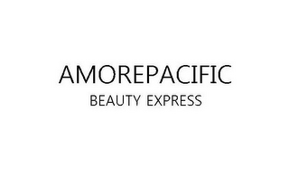 mark for AMOREPACIFIC BEAUTY EXPRESS, trademark #85295550