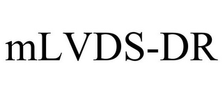 mark for MLVDS-DR, trademark #85296256