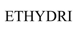 mark for ETHYDRI, trademark #85296661