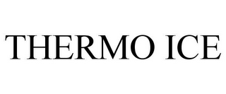 mark for THERMO ICE, trademark #85296826
