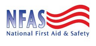 mark for NFAS NATIONAL FIRST AID & SAFETY, trademark #85297575