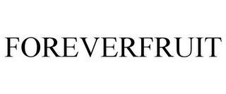 mark for FOREVERFRUIT, trademark #85299498