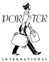 mark for PORTER INTERNATIONAL, trademark #85300232