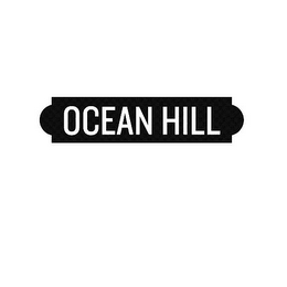 mark for OCEAN HILL, trademark #85300760