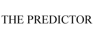 mark for THE PREDICTOR, trademark #85301677