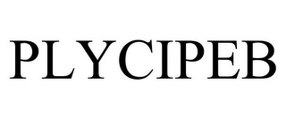 mark for PLYCIPEB, trademark #85301909