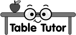 mark for TABLE TUTOR, trademark #85302189