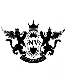 mark for NV XCLUSIVE NV COUTURE, trademark #85302371