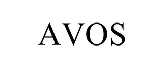 mark for AVOS, trademark #85302758