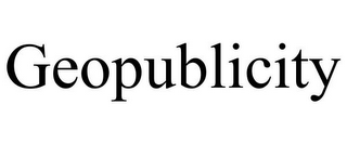 mark for GEOPUBLICITY, trademark #85302801