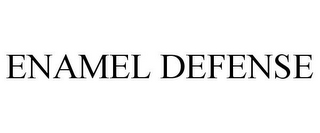 mark for ENAMEL DEFENSE, trademark #85304491