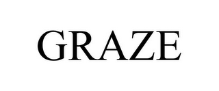 mark for GRAZE, trademark #85305147