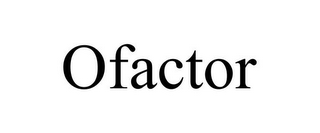 mark for OFACTOR, trademark #85305251