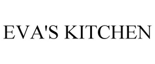 mark for EVA'S KITCHEN, trademark #85305540