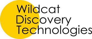 mark for WILDCAT DISCOVERY TECHNOLOGIES, trademark #85305897