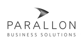 mark for PARALLON BUSINESS SOLUTIONS, trademark #85306005