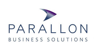 mark for PARALLON BUSINESS SOLUTIONS, trademark #85306078