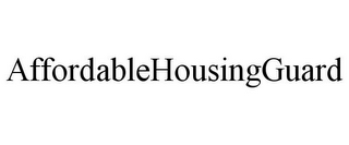 mark for AFFORDABLEHOUSINGGUARD, trademark #85306201