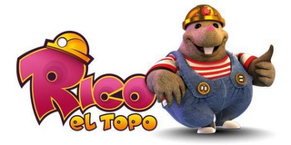 mark for RICO EL TOPO, trademark #85306245