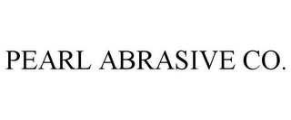 mark for PEARL ABRASIVE CO., trademark #85307198