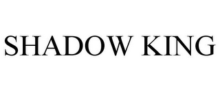 mark for SHADOW KING, trademark #85308298