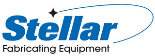 mark for STELLAR FABRICATING EQUIPMENT, trademark #85308481