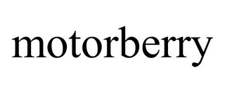 mark for MOTORBERRY, trademark #85309025