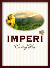 mark for IMPERI COOKING WINE, trademark #85309067