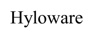 mark for HYLOWARE, trademark #85309416