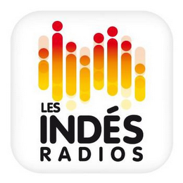 mark for LES INDÉS RADIOS, trademark #85310000