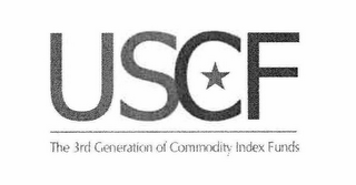 mark for USCF THE 3RD GENERATION OF COMMODITY INDEX FUNDS, trademark #85310024